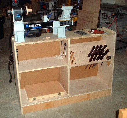 lathe stands